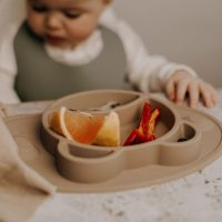 Bubba Bear Silicone Placemat